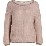 rich&royal Oversize-Pullover beige