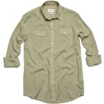 Replay Viscose rayon shirt with two flap breast pockets.