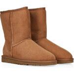 UGG Australia Suede Classic Short Boots