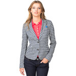 Tommy Hilfiger Zam Patterned Blazer