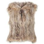 Zadig & Voltaire Raccoon Fur Vest
