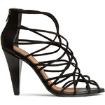 H&M Leather and suede sandals