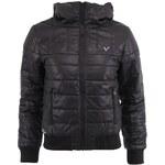Péřová černá bunda Voi Jeans Grove