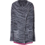 Zadig & Voltaire Mixed-Knit Cardigan
