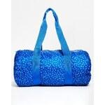 Herschel SUPPLY CO Packable Duffle Bag in Polka Dot - Blue