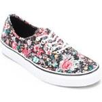 Dámské boty VANS AUTHENTIC (Multi Floral) Black/True White 38