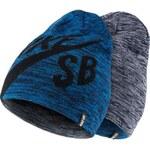 Čepice Nike SB wrap beanie photo blue/obsidian/black ONE SIZE