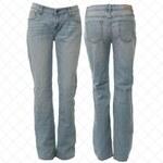 kalhoty ZOO YORK - Straight (LW-8491)