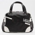 kabelka VANS - Vindicate Retro Traveler Bag Black Heart (95T)