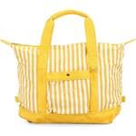 Proužkovaná žlutá taška Refresh