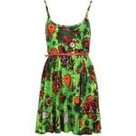 Zelené šaty Iron Fist Kokomoan