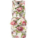 Květované šaty Iron Fist Creepy Rose