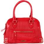 Červená elegantní kabelka přes ruku LYDC