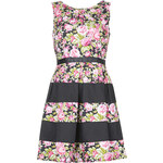 Topshop **Floral Panelled Tea Dress by Annie Greenabelle