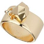 Topshop Hexagon Drop Charm Ring