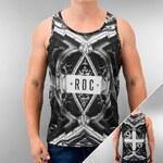 Rocawear Cross 9 Tank Top Black