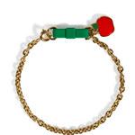 Marc by Marc Jacobs Apple Charm Bracelet