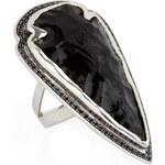 Pamela Love Pave Arrowhead Ring
