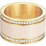 Esprit Prsten ES-Classy Cream Gold ESRG12429B 51 mm
