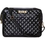 Černá lakovaná taška Zookie na 13 palcový notebook