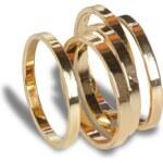 Lindex Pětibalení prstýnků
