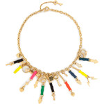 Marc by Marc Jacobs Mash Up Charm Necklace