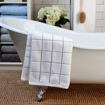 Gant Window Check Bath Towel