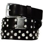 Pieces - Pásek Lubbi - černá, 85 - 200 Kč na první nákup za odběr newsletteru