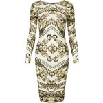 Topshop **Gold Chain Midi Dress by Jaded London