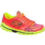 Skechers - Boty GO Run301 - sytě růžová, 38