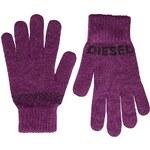 Diesel - Rukavice Mina - fialová, ONE