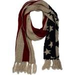 Alcott - Šála USA Flag