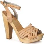 Fornarina - Sandály01 - žlutá, 38