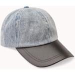 Forever 21 Cool Girl Denim Baseball Hat