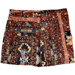 Topshop GINGER FOLK Shorts multi bright