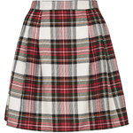 Topshop **Pleated Skirt by Love