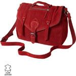 Promod Leather satchel bag