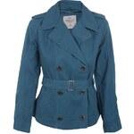 Dámský modrý kabátek Timeout