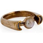 Pamela Love Bronze Luna Ring