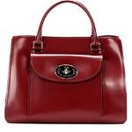 La Martina Fabergé Leather Handtasche L43PW2070032064
