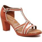 Art - Rio 294 - Sandalen für Damen / orange