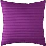Povlak na polštářek Mondo fialová, 40 x 40 cm, sada 2 ks