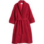 H&M Wide coat in a wool blend