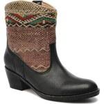 Kiboots - Inez - Stiefeletten & Boots für Damen / schwarz