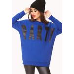 FOREVER21 Striking Party Sweatshirt