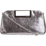 MICHAEL Michael Kors Clutch BERKLEY grau
