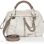 GUESS Handtasche, Reißverschluss, Schulterriemen