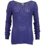 Modrý svetr Vero Moda Doris
