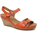Clarks - Rusty Art - Sandalen für Damen / orange