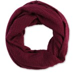 s.Oliver Textured knitted snood